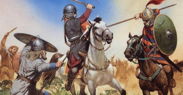 سپاه عرب و ساسانیان