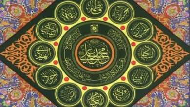 اهل بیت و زبان فارسی