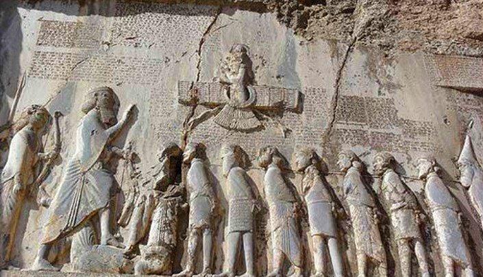 برده داری در ایران باستان